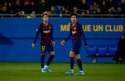 Statystyki dowodzą, że Barcelona B wciąż pozostaje wierna filozofii klubu