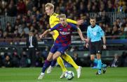 Frenkie de Jong – przyszłość Barcelony