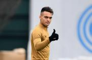 Iván Zamorano: Jestem przekonany, że Lautaro Martínez pozostanie w Interze