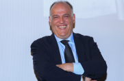 Javier Tebas: Chcielibyśmy wrócić do gry 11 czerwca meczem Sevilli z Betisem