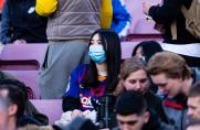 FC Barcelona uruchomiła sprzedaż maseczek ochronnych w klubowych wzorach