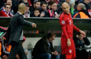 Robben: Nie wierzyłem, że w wieku 30 lat można się jeszcze czegoś nauczyć, ale u Guardioli stałem się bardziej kompletny