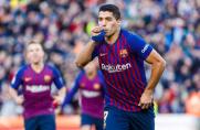 Marca: Barcelona wydała niemal 500 milionów euro, ale wciąż nie znalazła następcy Suáreza