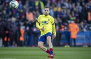 Jordi Alba: Za splunięcie będzie można teraz dostać żółtą kartkę