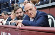 Javier Tebas: Chcemy, by kolejny sezon rozpoczął się 12 września