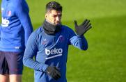 Luis Suárez: Dzięki przerwie w rozgrywkach zagram w meczach, w których normalnie bym nie wystąpił