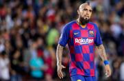 Arturo Vidal: Pozostało jedenaście finałów do końca