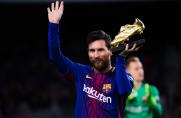 Mundo Deportivo: Leo Messi nie podda się w walce o Złoty But