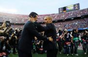 Legendy Barcelony, które zdobywały mistrzostwo Hiszpanii zarówno w roli trenera, jak i zawodnika