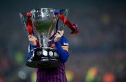 Wspomnienie pierwszego mistrzostwa Hiszpanii zdobytego przez Barcelonę w1929 roku