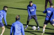 Oficjalnie: Leo Messi ma problemy z mięśniem czworogłowym