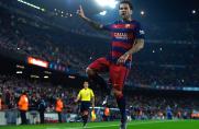 Daniel Alves: W finale Ligi Mistrzów w 2015 roku byliśmy jak Muhammad Ali