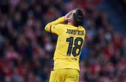 AS: Jordi Alba musi zacząć grać lepiej niż przed pandemią