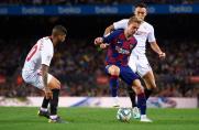 Katalońskie media: Barcelonie brakuje Frenkiego de Jonga w środku pola