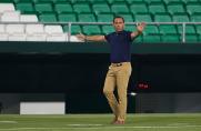 Javier Calleja: Barcelona jest przyzwyczajona do walki o trofea i stworzy nam wiele trudności