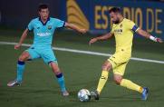 Mario Gaspar: Dziś Barcelona była lepsza, ale będziemy walczyć