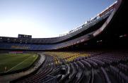Drugie derby Barça - Espanyol bez udziału publiczności