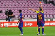 Mundo Deportivo: Koledzy wsparli Ansu Fatiego w szatni