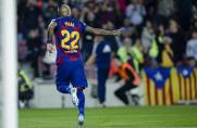 Arturo Vidal jednym z najskuteczniejszych pomocników Barcelony w ostatnich latach