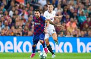 Lucas Ocampos: Messi widzi miejsce do podania tam, gdzie inni go nie dostrzegają