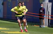 Sport: Barcelona myśli już o nagrodzeniu Clementa Lengleta za jego ciężką pracę