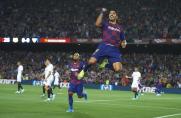 Luis Suárez: Nie mam nic przeciwko Lautaro, chętnie pomogę mu w adaptacji