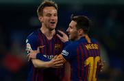 Media: Barcelona pozwoli odejść Rakiticiowi do Sevilli za 10 milionów euro