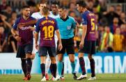 AS: Liga Mistrzów egzaminem dla trzech filarów Barcelony