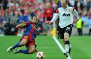 Wayne Rooney: Gra wysokim pressingiem przeciwko Barcelonie w finałach Ligi Mistrzów była samobójstwem