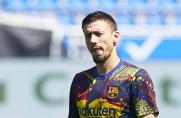 Clement Lenglet: Mamy niewielką przewagę, ale przeciwko Napoli musimy rozegrać bardzo dobry mecz