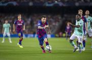 Mundo Deportivo: Leo Messi królem rewanżów w 1/8 finału Ligi Mistrzów