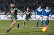 BilansNapoli w meczach wyjazdowych w sezonie 2019/2020
