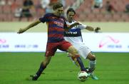 Salinas: Barcelona powinna wyeliminować Napoli nawet z czterema czy pięcioma kontuzjowanymi graczami