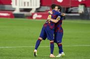 Sport: Luis Suárez będzie chciał pokazać się z najlepszej strony w Lidze Mistrzów