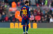Sport: Dobra skuteczność Messiego w meczach z włoskimi zespołami na Camp Nou