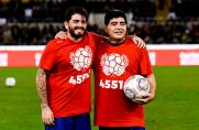 Diego Maradona Junior: Messi czy Maradona? Nie można porównywać ziemian z kosmitami