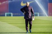 Sport: Celem Quique Setiena jest sprawić, by Barcelona była niebezpieczna