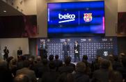 Mundo Deportivo: Bartomeu chce przedłużyć umowy z Rakutenem i Beko do 2022 roku