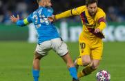 Kluczowe aspekty taktyczne meczu Barcelony z Napoli według Lobo Carrasco