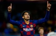 AS: Ronald Araujo został poddany przyśpieszonemu leczeniu, żeby mógł być dostępny do gry w dzisiejszym meczu