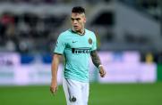 Sport: Agent Lautaro Martíneza zamroził negocjacje z Barceloną