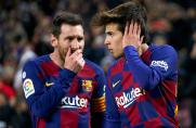 Marca: Zdumienie z powodu odstawienia Riquiego Puiga i Ansu Fatiego na boczny tor