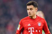 Sport: Potencjalny występ Coutinho smaczkiem meczu z Bayernem