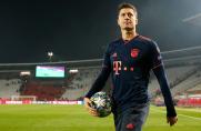 AS: Barcelona musi znaleźć sposób na Roberta Lewandowskiego, który strzelił już 13 goli w tej edycji Ligi Mistrzów
