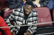 ESPN: Ousmane Dembélé alternatywą dla Manchesteru United w przypadku fiaska transferu Jadona Sancho