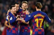 Marca: Barcelona z najstarszą drużyną w finałowej ósemce Ligi Mistrzów