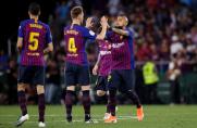 Sześciu pomocników Barcelony walczy o miejsce w środku pola na mecz z Bayernem
