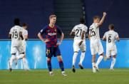Frenkie de Jong: Bayern był dużo lepszy, ale nie sądzę, żeby chodziło o talent, tylko o intensywność i ciężką pracę