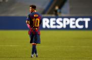 Światowa prasa: Upokorzona Barça, najgorszy mecz w karierze Leo Messiego