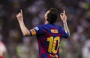 Dziś mija 20 lat od przybycia Leo Messiego do Barcelony